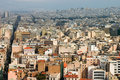 Athens Panorama Royalty Free Stock Image