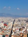 Athens view 12 Stock Photography