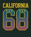 Athletic California