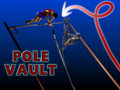 Athletics Pole vault Royalty Free Stock Image