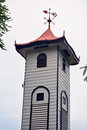 Atkinson Clock Tower in Kota Kinabalu, Malaysia Royalty Free Stock Photo