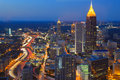Atlanta Georgia Royalty Free Stock Images