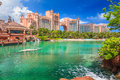 Atlantis in Bahamas Royalty Free Stock Photo