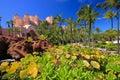 Atlantis hotel in bahamas on paradise island nassau Stock Photography