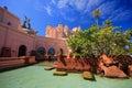 Atlantis hotel in bahamas on paradise island nassau Royalty Free Stock Images