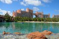 Atlantis Paradise Island, Bahamas Stock Photography