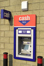 ATM Cash Dispenser Royalty Free Stock Photo
