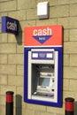 ATM Cash Dispenser Royalty Free Stock Photo