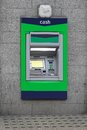 Atm cash machine Stock Photo