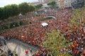 Atmosphere in Perpignan Stock Photo