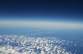 Atmosphere - sky and clouds Royalty Free Stock Photo