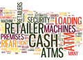 Atms How Does The Retailer Decide Word Cloud Concept
