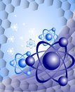 Atoms Background