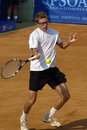 ATP Tennis player; Victor Crivoi (ROU) Royalty Free Stock Image