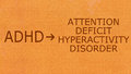 Attention Deficit Hyperactivity Disorder-ADHD
