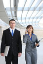 Attractive Business Team Royalty Free Stock Photo