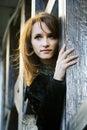 attractive woman young Στοκ Εικόνες