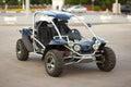 ATV car Royalty Free Stock Photos