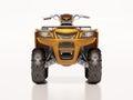 ATV Quad Bike Royalty Free Stock Photo