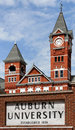 Auburn university al usa – june located in alabama is a public research founded in Stock Photography