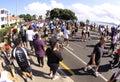 Auckland Run Walk Round the Bays Stock Photography