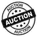Auction stamp