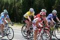 Aude Women cycling race 2009 Royalty Free Stock Photo