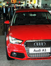 Audi A1 Royalty Free Stock Photography