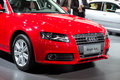 Audi A4L car Stock Images