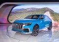 Audi e-tron Q8 Concept