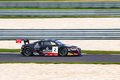 Audi r rms ultra race car photographed during blancpain gt series at slovakia ring august Stock Photo