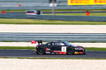 Audi r rms ultra race car photographed during blancpain gt series at slovakia ring august Stock Images