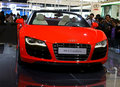 Audi r8 Royalty Free Stock Photo