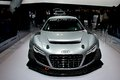 Audi R8 LMS ultra Royalty Free Stock Photography