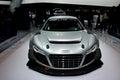 Audi R8 LMS ultra Royalty Free Stock Photo