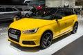 Audi S1 Sportback car Royalty Free Stock Photo