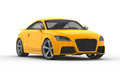 Audi TT RS (2010) Stock Photos
