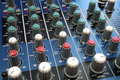 Audio Mixing Desk Stock Images