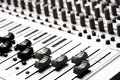 Audio Recording Equipment Royalty Free Stock Images