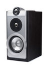 Audio speaker Royalty Free Stock Photo