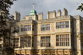 Audley end country house Royalty Free Stock Photography
