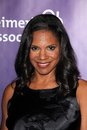 Audra mcdonald at the th annual a night at sardi s fundraiser and awards dinner benefiting the alzheimer s association beverly Royalty Free Stock Photos