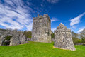 Aughnanure Castle Royalty Free Stock Photography