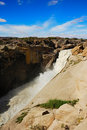 Augrabies Falls (South Africa) Royalty Free Stock Image