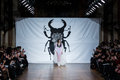 On aura tout vu spring summer 2013 fashion show Royalty Free Stock Photo