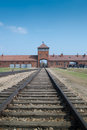 Auschwitz-Birkenau 1 Royalty Free Stock Photos