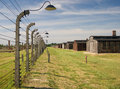 Auschwitz-Birkenau Stock Photography