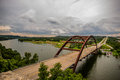 Austin, Texas 360 Bridge Royalty Free Stock Photo