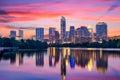 Austin, Texas Skyline Royalty Free Stock Photo