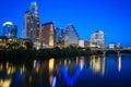 Austin Texas Royalty Free Stock Photo